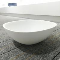 Wholesale Aluminum Powder Acrylic Solid Surface Counter Top Wash Basin from china suppliers