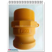 Wholesale hot sales top quality low price Nylon camlock quick coupling type F from china suppliers
