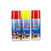 Buy cheap Festival Water Based Party Snow Spray High Extrusion Rate Non - Flammable from wholesalers