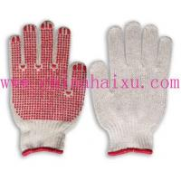 Wholesale 7guage PVC dotted working gloves from china suppliers