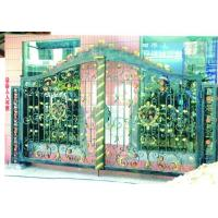 Wholesale wrought iron gate from china suppliers