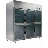 Wholesale Energy Savings 1500L Commercial Grade Refrigerators With Six Glass Doors from china suppliers