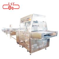 Wholesale Chocolate Enrobing Machine With Cooling Tunnel from china suppliers