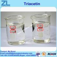 Wholesale Foundry grade plasticizer Triacetin synthesis liquid cas 102-76-1 from china suppliers