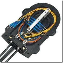 Wholesale Half Type Fiber Optic Splice Closure (FSC-8272) from china suppliers