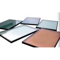 China Shower Door Window 6mm / 3mm Tempered Safety Glass Panels  , stair balustrade glass wholesale
