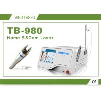 China Air Cooling 980 nm Diode Laser For Blood Veins Removal , Spider Vein Removal wholesale