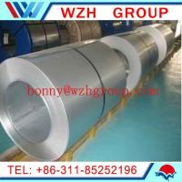 Wholesale Prime galvalume steel coil / aluzinc steel coil WZH GROUP from china suppliers