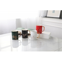 Wholesale Water Drinking Cadmium Free 16oz Porcelain Lined Coffee Cup Set from china suppliers