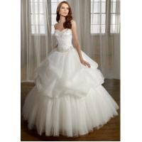 Wholesale Ball Gown Beading Bridal Wedding Dresses (Ogt031W) from china suppliers
