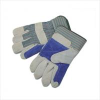 Wholesale Cow split welding gloves MWG012 from china suppliers