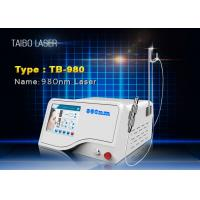 China 15W Laser Diode 980nm Vascualr Lesions Laser Treatment / Laser Vascular Removal wholesale