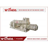 Wholesale Hollow Clay Brick Making Machine , Solid Concrete Block Making Machine 36-40 R/ Min Spindle from china suppliers