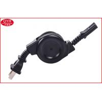 Wholesale Male to female Extension cord Retractable Cable from china suppliers