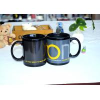 Wholesale Fashion Ceramic Printed Magic Coffee Mug , Color Changing Heat Sensitive Mug Custom from china suppliers