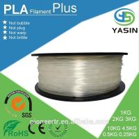 Wholesale RoHS 3d printing consumables , plastic spool rod 3.0mm 1.75mm abs pla 3d printer filaments from china suppliers