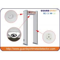 Quality Multi Zone Metal Detector Door Frame ,  Airport Security Machines for sale