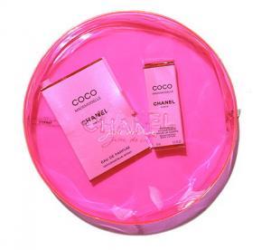 Circular pvc plastic gift bag
