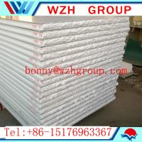 Buy cheap 50 mm eps sandwich panel / wall panel from wholesalers