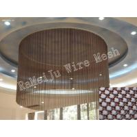 Wholesale Metal Coil Drapery from china suppliers