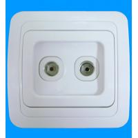 Buy cheap Cat5e cat6 surface mount rj45 box from wholesalers
