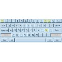 Wholesale Keyboard Overlay for QSS 2601/2611/3611 from china suppliers