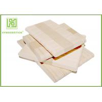 Wholesale 114mm Round Edge Sticks With logo 93mm Flat Edge Lollipop Sticks from china suppliers