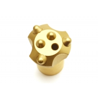 Wholesale 7 / 11 / 12 Degree Tapered Button Bits Small Rock Drill Bits from china suppliers
