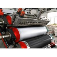 Wholesale Soft Plastic Sheet Extrusion Machine UPVC Plastic Processing Length 15mm-20mm from china suppliers