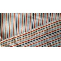 Wholesale Flame Retardant 180gsm Vertical Striped Fabric / Jersey Cotton Twill Fabric from china suppliers