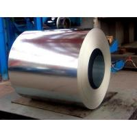 Buy cheap Filming Galvanized Steel Coil With 508mm Diameter For Outside Walls from wholesalers
