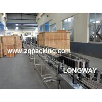 Buy cheap Stainless steel 304 roller conveyor reverse bottle sterilizer for various from wholesalers