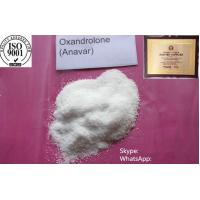 China CAS 53-39-4 Oral Anabolic Steroid Powder Anavar Oxandrolone For Fat Burning wholesale
