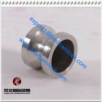 2 Inch Stainless Steel Coupling : Inch stainless steel camlock fittings coupler male