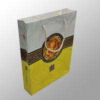 Wholesale Gift Custom Paper Bag Printing from china suppliers