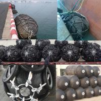 Berthing Inflatable Cylindrical Rubber Fenders Of