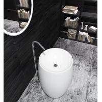 Wholesale Home Hotel Freestanding Single Sink Vanity Long Service Life from china suppliers