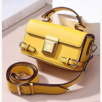 Buy cheap Fashion Genuine Leather Ladies Handbags Single Shoulder Bag from wholesalers