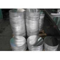 Buy cheap 1100 Grade Cookware Aluminum Circles , Utensils Recycling Aluminium Circle Plate from wholesalers
