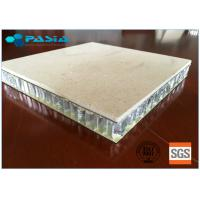 Wholesale 25 Mm Thickness Lightweight Marble Panels Match Relevant Fire Resistance Standard from china suppliers
