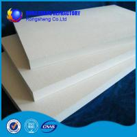 China Asbestos Free Ceramic Fiber Board for Industrial Furnace , Low Thermal Conductivity on sale
