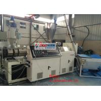 China Plastic Corrugated Roof Sheet Machine with Extruder , Flat Die 350kg/h - 650kg/h wholesale