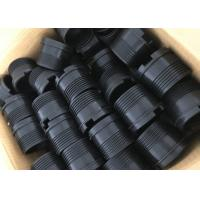 Wholesale Recyclable Plastic Thread Protectors / Threaded End Cap Custom Injection Molded from china suppliers