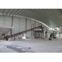 Wholesale Quartz Sand Dryer Machine / Industrial Sand Dryers With Hot Air Furnace from china suppliers