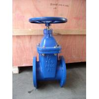 Wholesale Anti Corrosion Through Conduit Slab Gate Valve Pneumatic Operated Water Supply from china suppliers