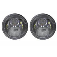 Wholesale 7 Inch Jeep JK LED Headlights Conversion Kit For TJ FJ Hummer Trucks Motorcy from china suppliers