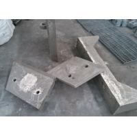 China Cr18 White Iron Castings High Chrome For Shipment , Noise Reduction wholesale