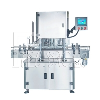 Buy cheap 4500CPH Double Head Automatic Servo Motor Can Sealing Machine/ Tin Can Seamer from wholesalers