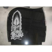 Wholesale Shanxi black granite monument&tombstone from china suppliers
