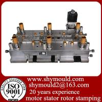 Buy cheap Motor stator rotor punching tool from wholesalers